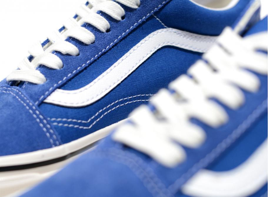 Vans Old Skool 36 DX Anaheim Factory OG Blue VN0A54F3QA51 / Soldes ...