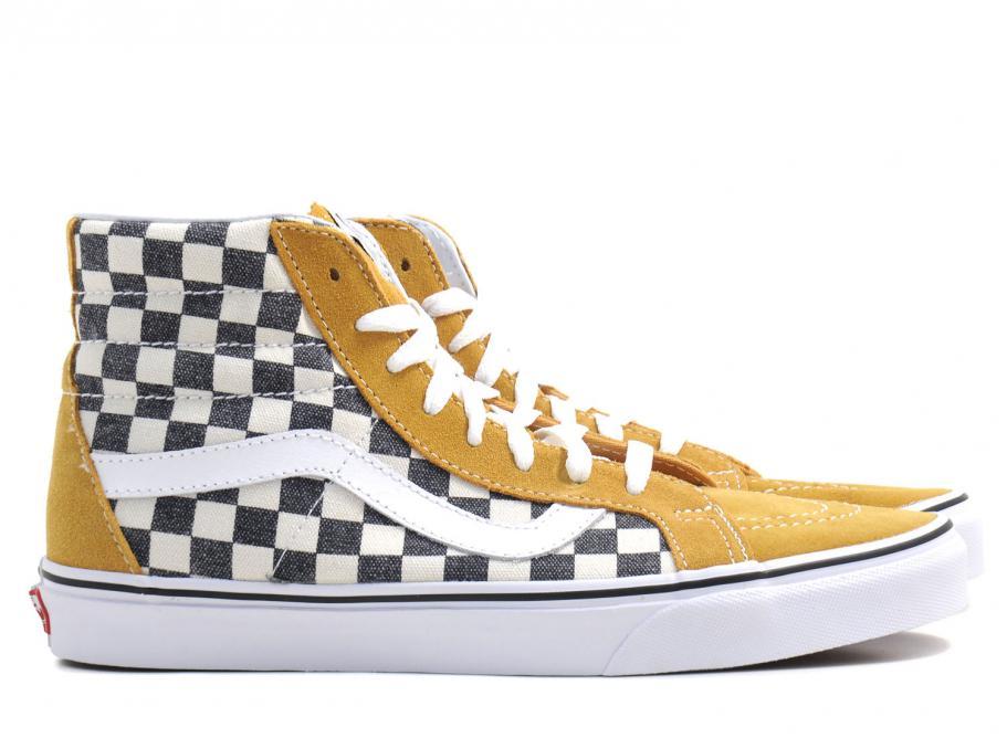 9d3f9e1a52 vans skate hi yellow - www.cytal.it